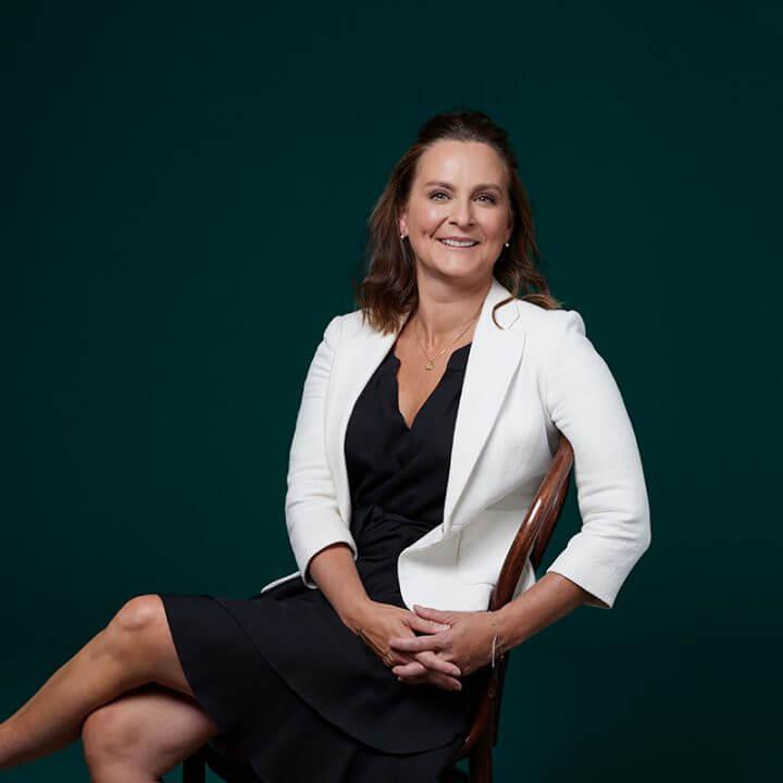 Portrait of Sophie Landale, consultant at Eric Salmon & Partners