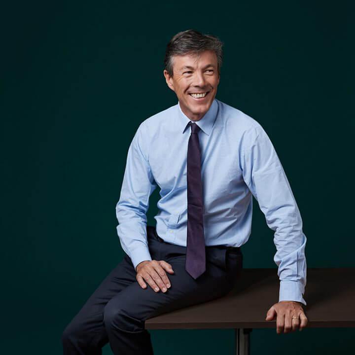 Portrait of Jean-Michel Riou, consultant at Eric Salmon & Partners