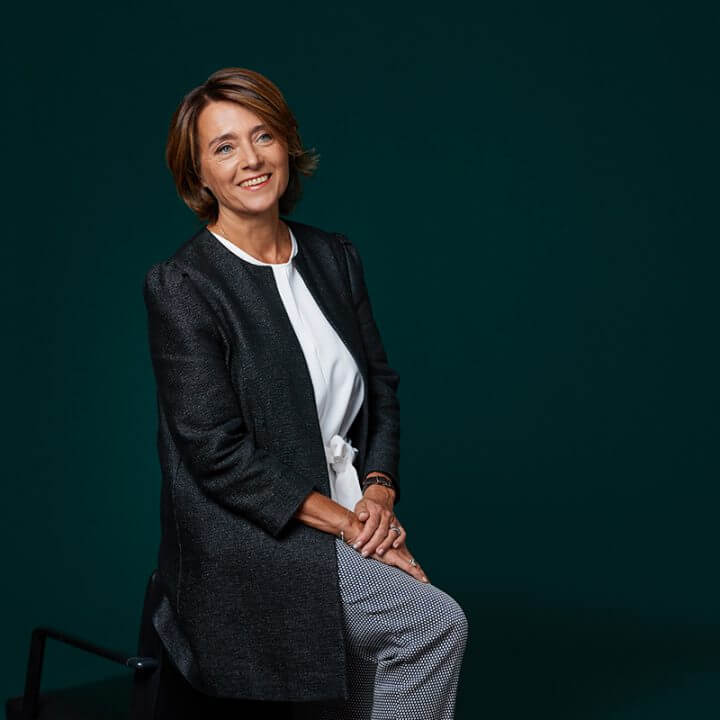 Portrait of Anne Romet, consultant at Eric Salmon & Partners