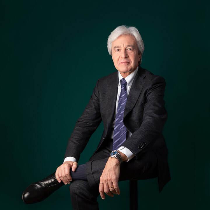 Portrait of Umberto Bussaloti, consultant at Eric Salmon & Partners