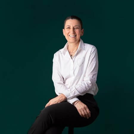 Portrait of Simonetta Cavasin, consultant at Eric Salmon & Partners