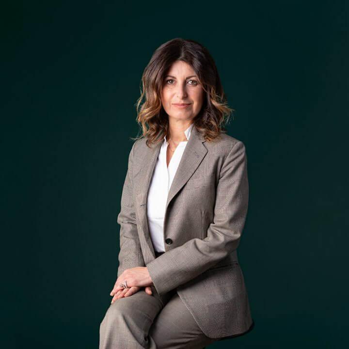 Portrait of Tiziana De Nigris, consultant at Eric Salmon & Partners