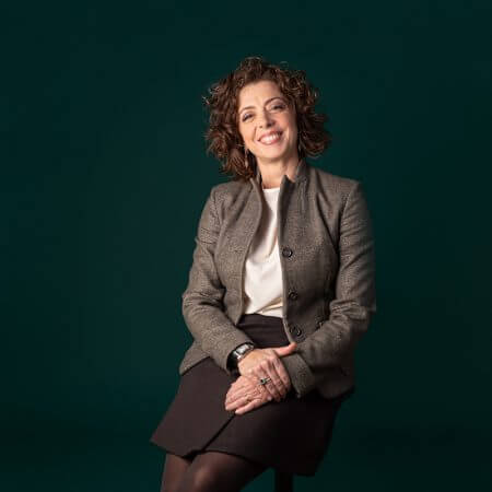 Portrait of Laura Fabbro, consultant at Eric Salmon & Partners