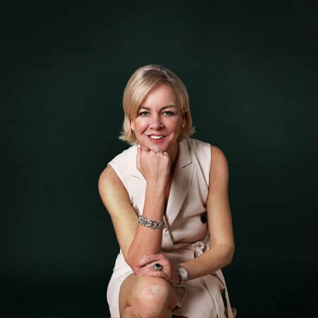 Portrait of Claire Lawson, consultant at Eric Salmon & Partners