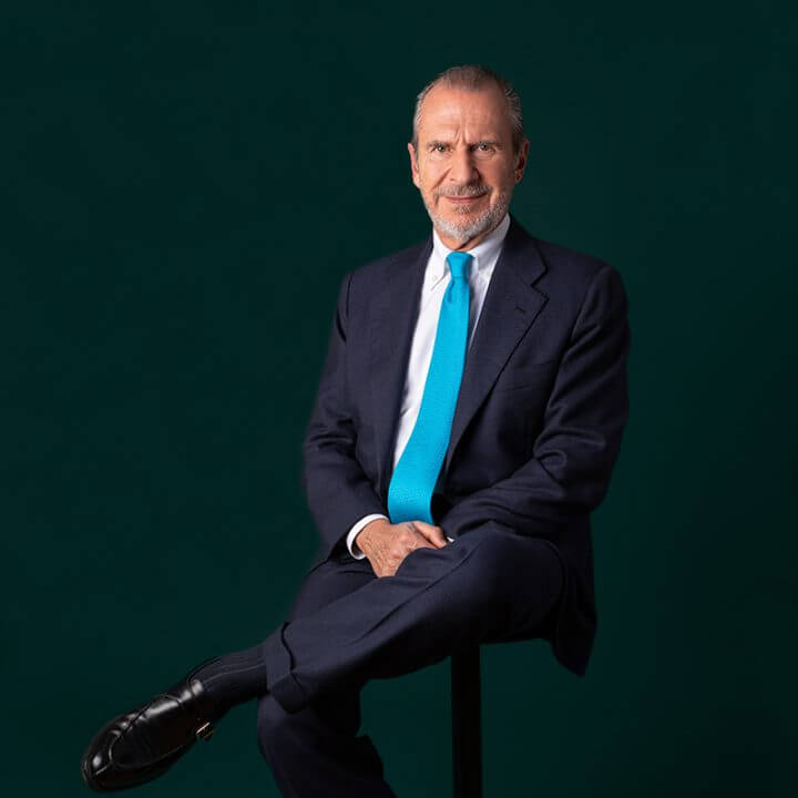 Portrait of Massimo Milleti, consultant at Eric Salmon & Partners
