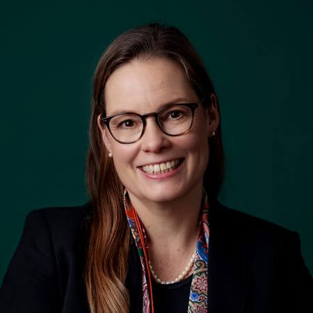 Portrait of Karen Rehlen, consultant at Eric Salmon & Partners