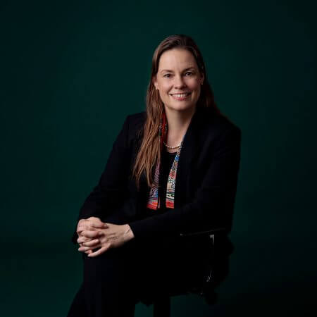 Portrait of Karen Rehlen, consultant at Eric Salmon & Partners