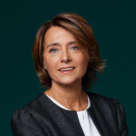Portrait of Anne Romet, consultant at Eric Salmon & Partners