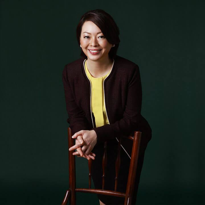 Portrait of Carol Yeo, consultant at Eric Salmon & Partners